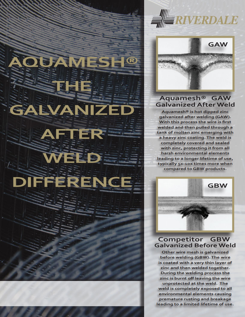 Download Aquamesh GAW Brochure