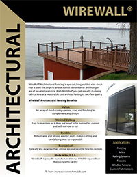 Download WireWall WireWall Architectural Brochure